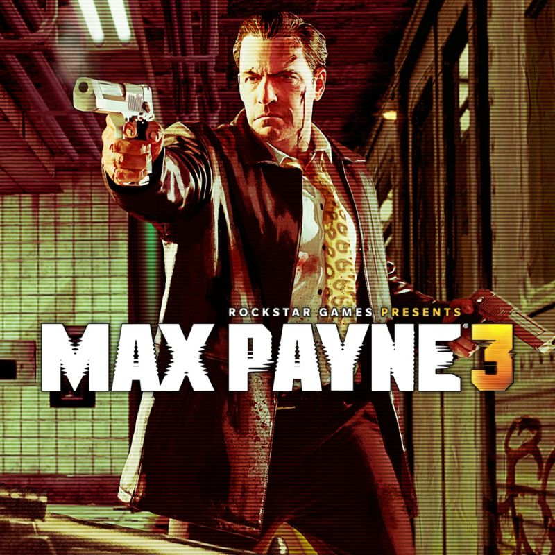 Max Payne 3 Painful Memories Pack 2012 Box Cover Art Mobygames