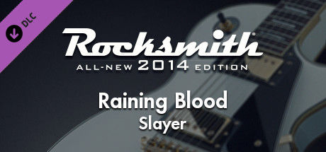 Rocksmith: All-new 2014 Edition - Slayer: Raining Blood