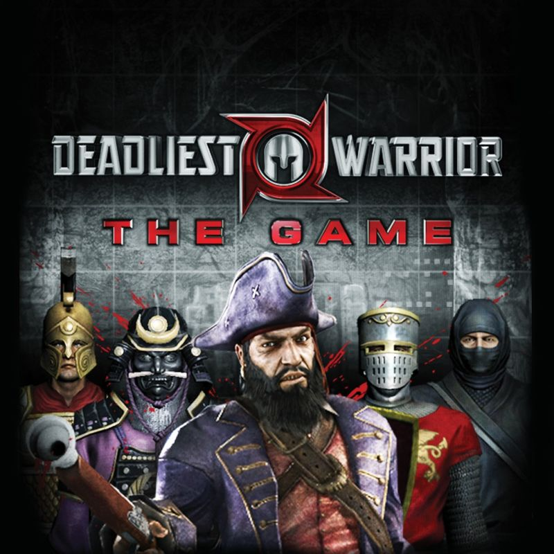 Deadliest Warrior: The Game (2010) PlayStation 3 box cover