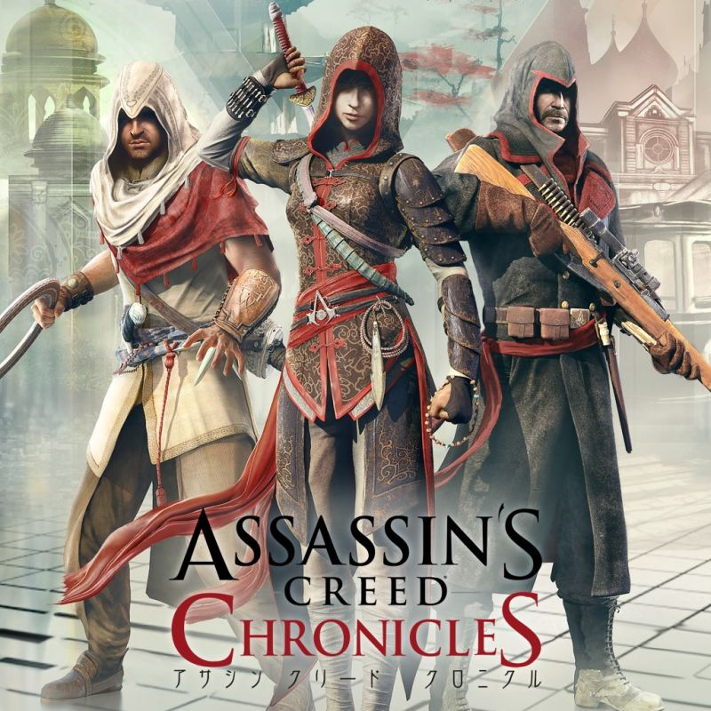 Assassin S Creed Chronicles For Ps Vita 2016 Mobygames