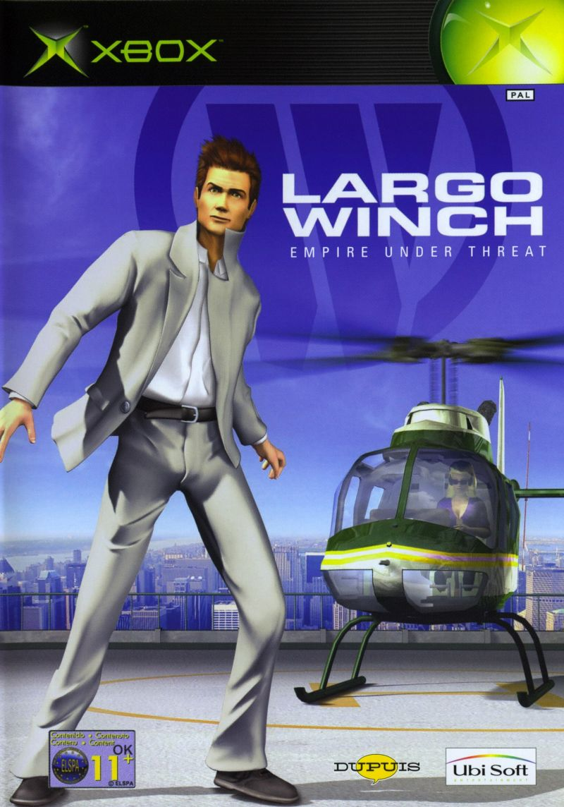 Largo Winch Empire Under Threat For Xbox 2002 Mobygames