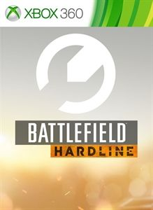 Battlefield: Hardline - Mechanic Shortcut Xbox 360 Front Cover