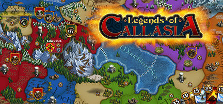 Legends of Callasia Macintosh Front Cover