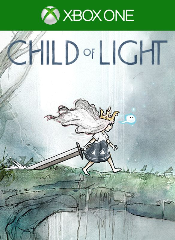 Nice Child Of Light: Dark Aurora Pack Xbox One Front Cover Amazing Pictures