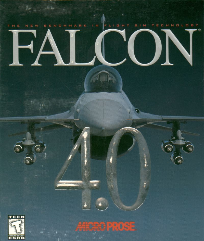 Falcon 4.0 Windows Front Cover