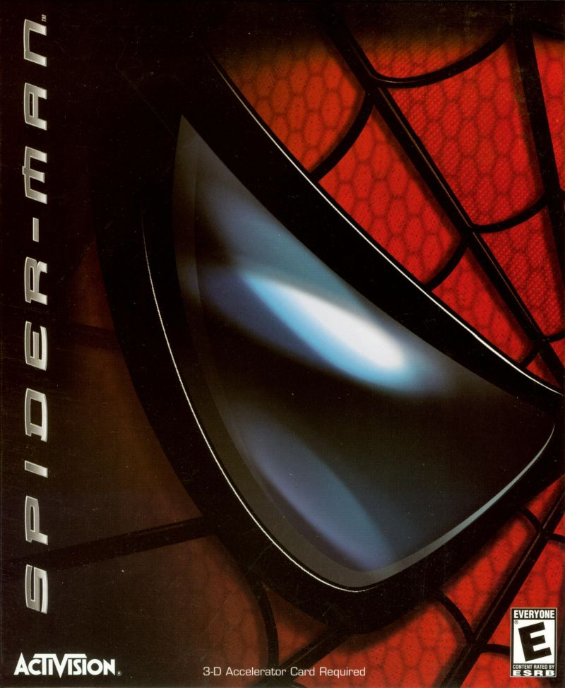 Spider-Man: The Movie Windows Front Cover