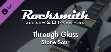 Rocksmith: All-new 2014 Edition - Stone Sour: Through Glass Macintosh Front Cover