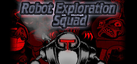 Robot Exploration Squad Windows Front Cover