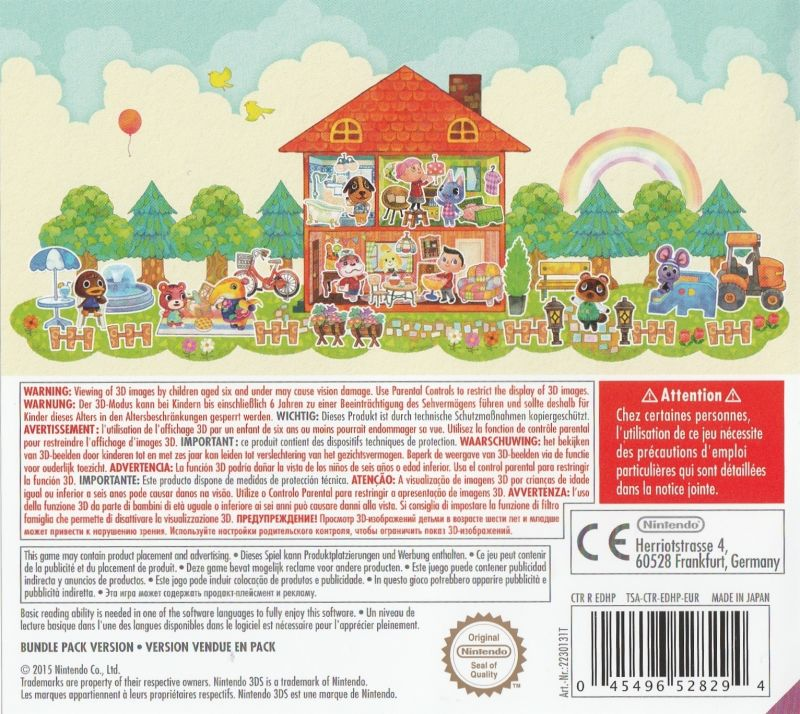 Animal Crossing Happy Home Designer Strategy Guide Homemade Ftempo