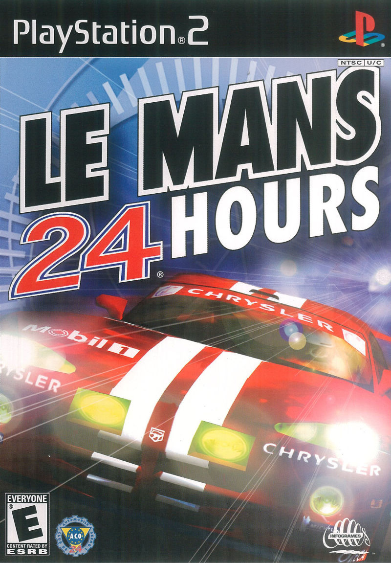 American Racing 2 >> Le Mans 24 Hours for Dreamcast (2000) - MobyGames