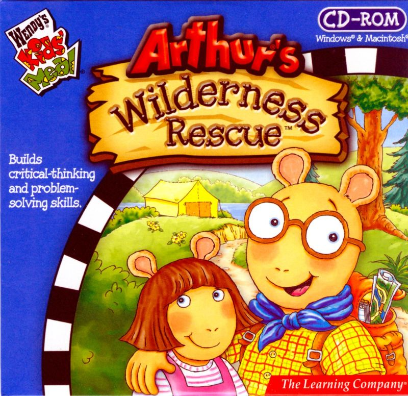 Arthur s Wilderness Rescue (2000) Windows credits - MobyGames