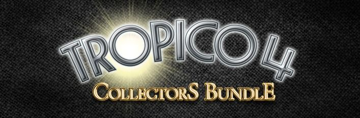 Tropico 4: Collectors Bundle Windows Front Cover