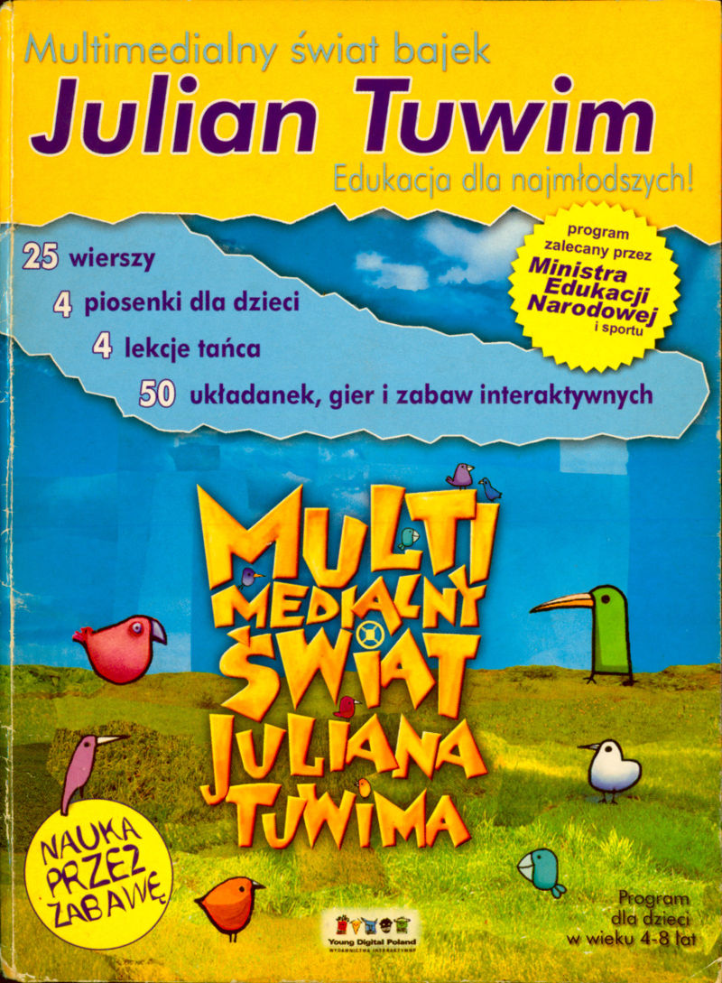 Multimedialny Świat Juliana Tuwima