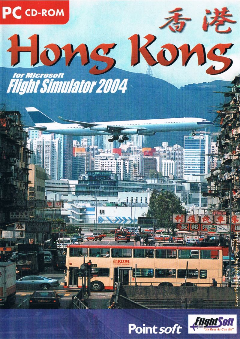Hong Kong for Microsoft Flight Simulator 2004