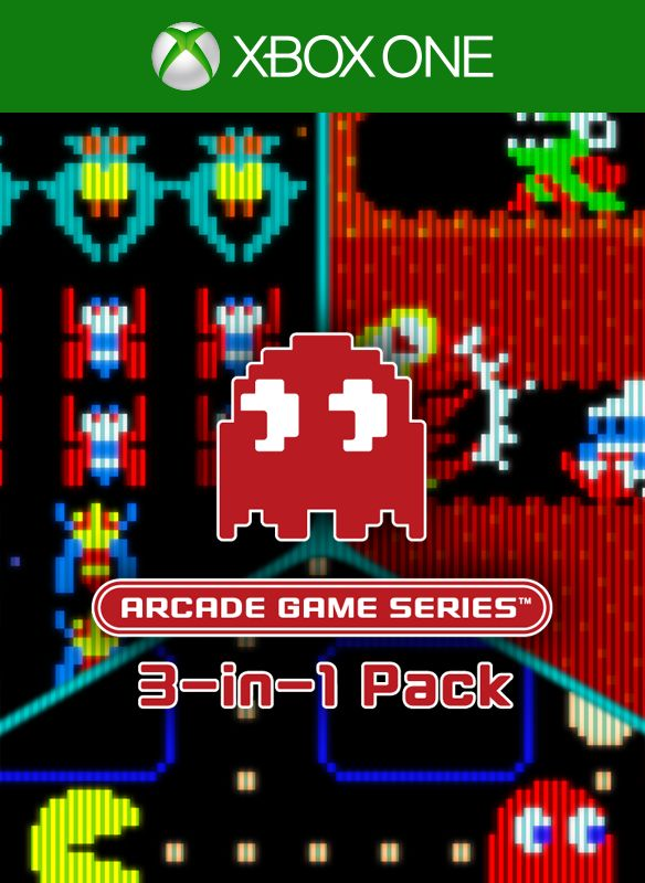 Pac-man championship edition 2 + arcade game series for xbox one.