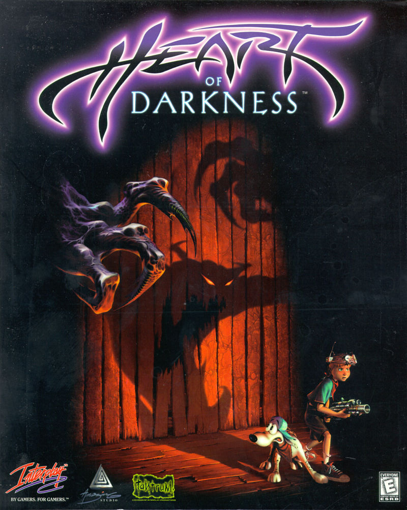 Heart of Darkness Windows Front Cover