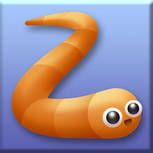 slither.io Android Front Cover
