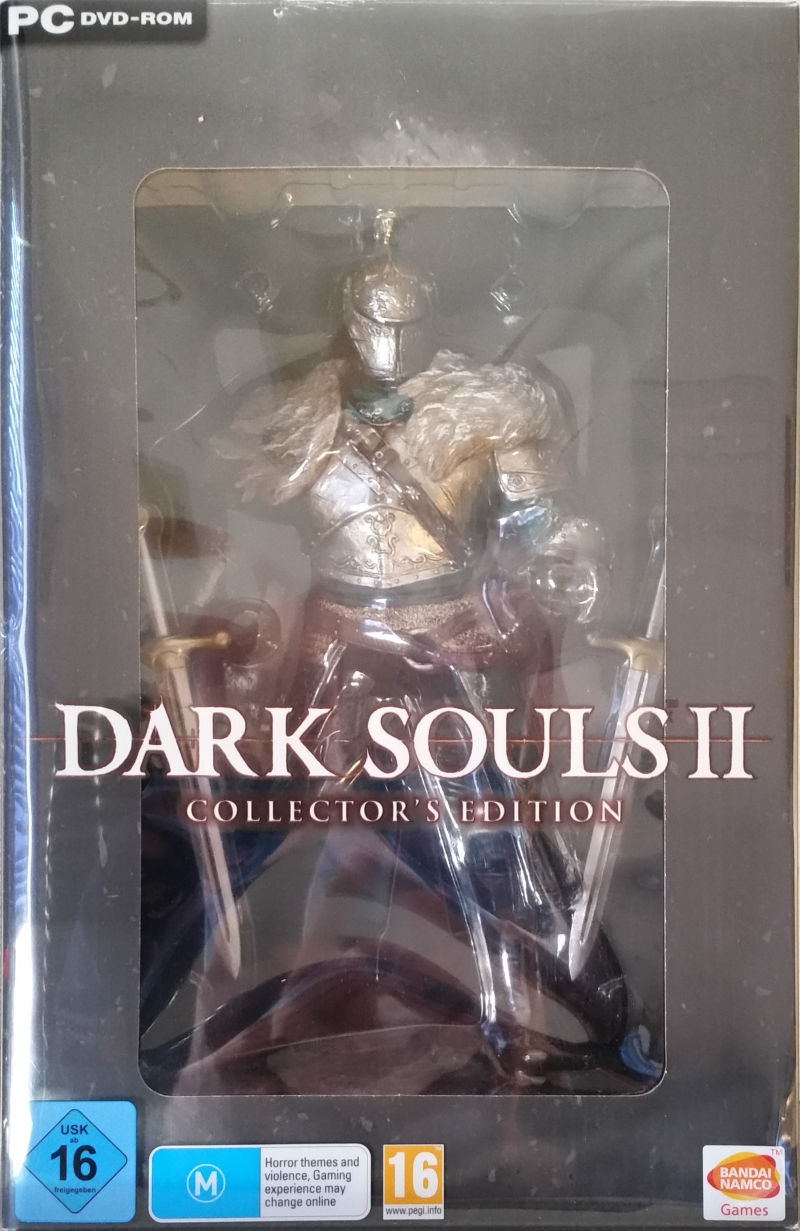 Dark Souls II (Collector's Edition) Windows Front Cover