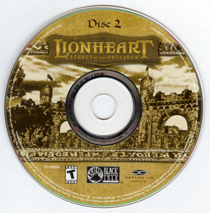 Lionheart: Legacy of the Crusader Windows Media Disc 2