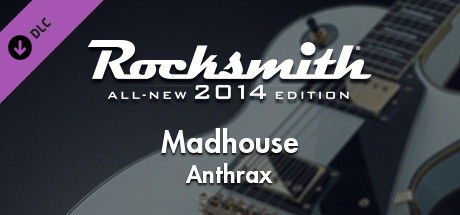 Rocksmith: All-new 2014 Edition - Anthrax: Madhouse