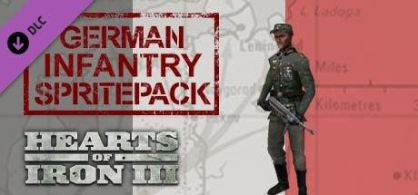 Hearts of Iron III: German Infantry Spritepack