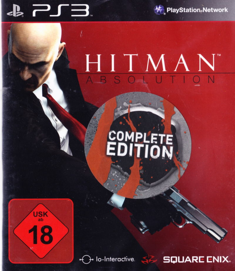 Hitman Absolution Complete Edition For Playstation 3 2013 Mobygames