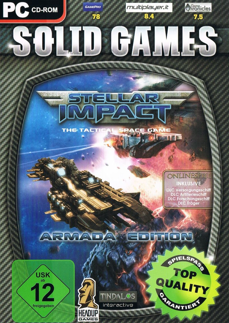 Stellar Impact: Armada Edition 2013 pc game Img-1