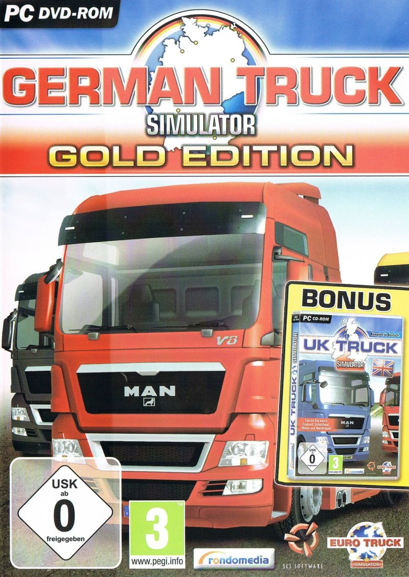 German Truck Simulator: Gold Edition