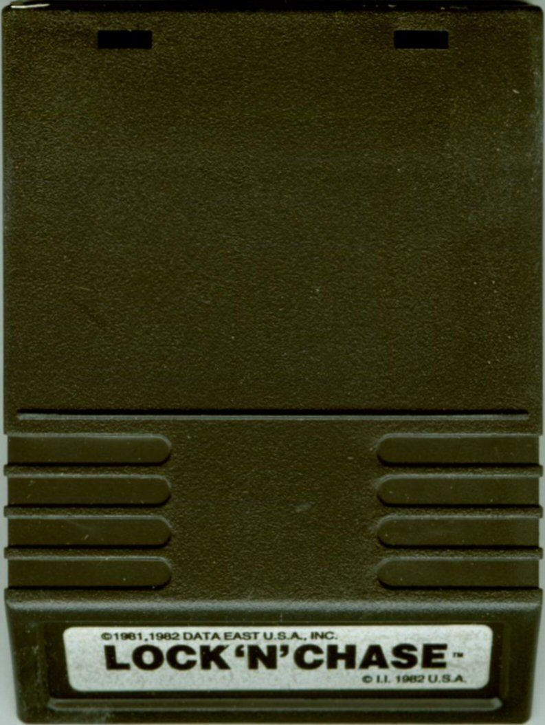 Lock 'n' Chase Intellivision Media