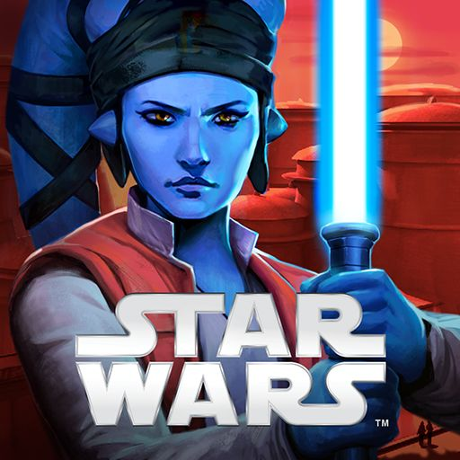 Star Wars: Uprising Android Front Cover
