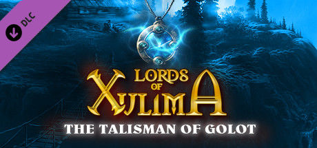 Lords of Xulima: The Talisman of Golot Linux Front Cover