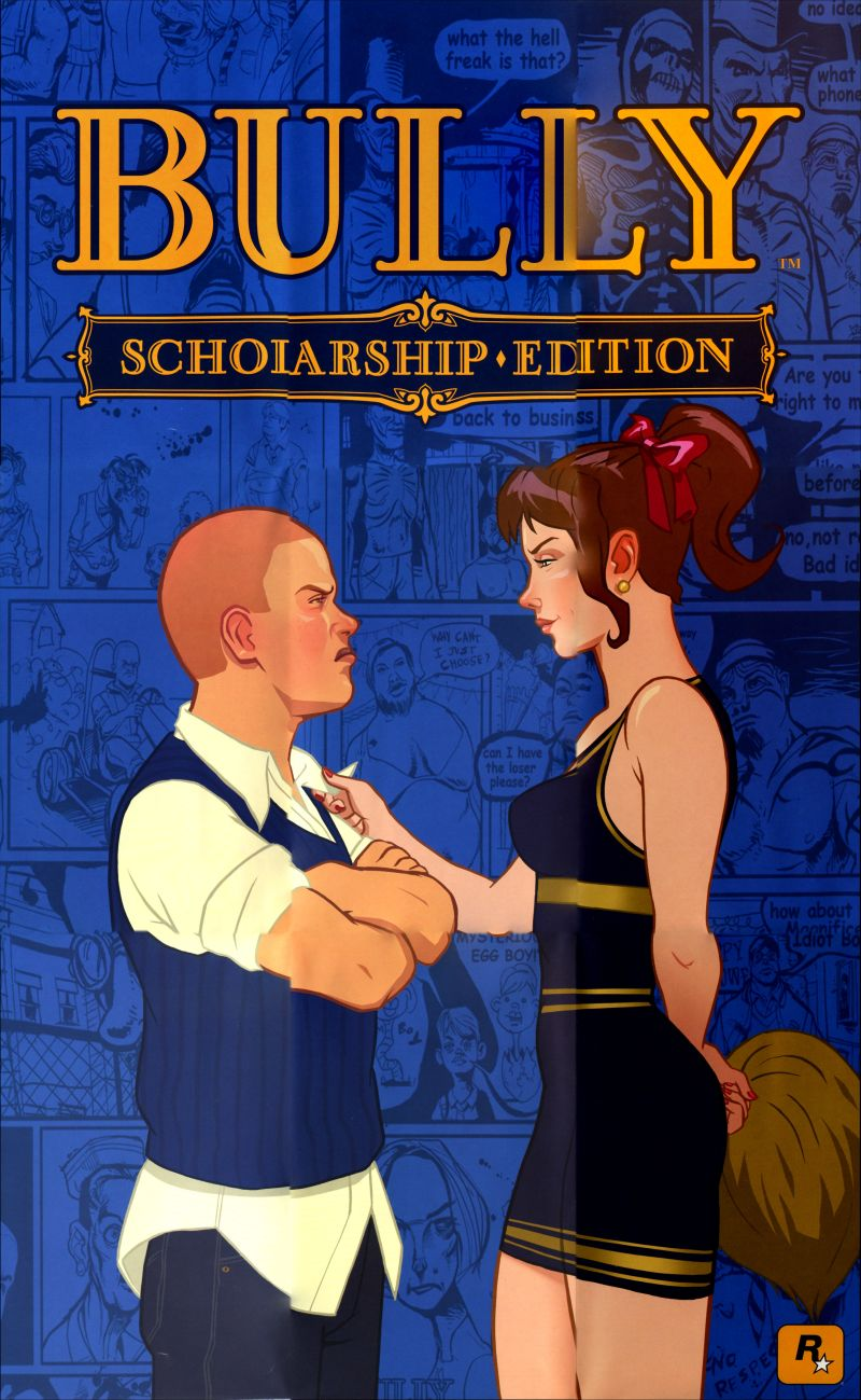 Bully Scholarship edition Geography 2 American States