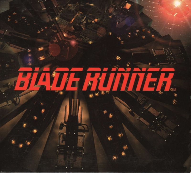 Blade Runner Windows Other Disc Holder - Front