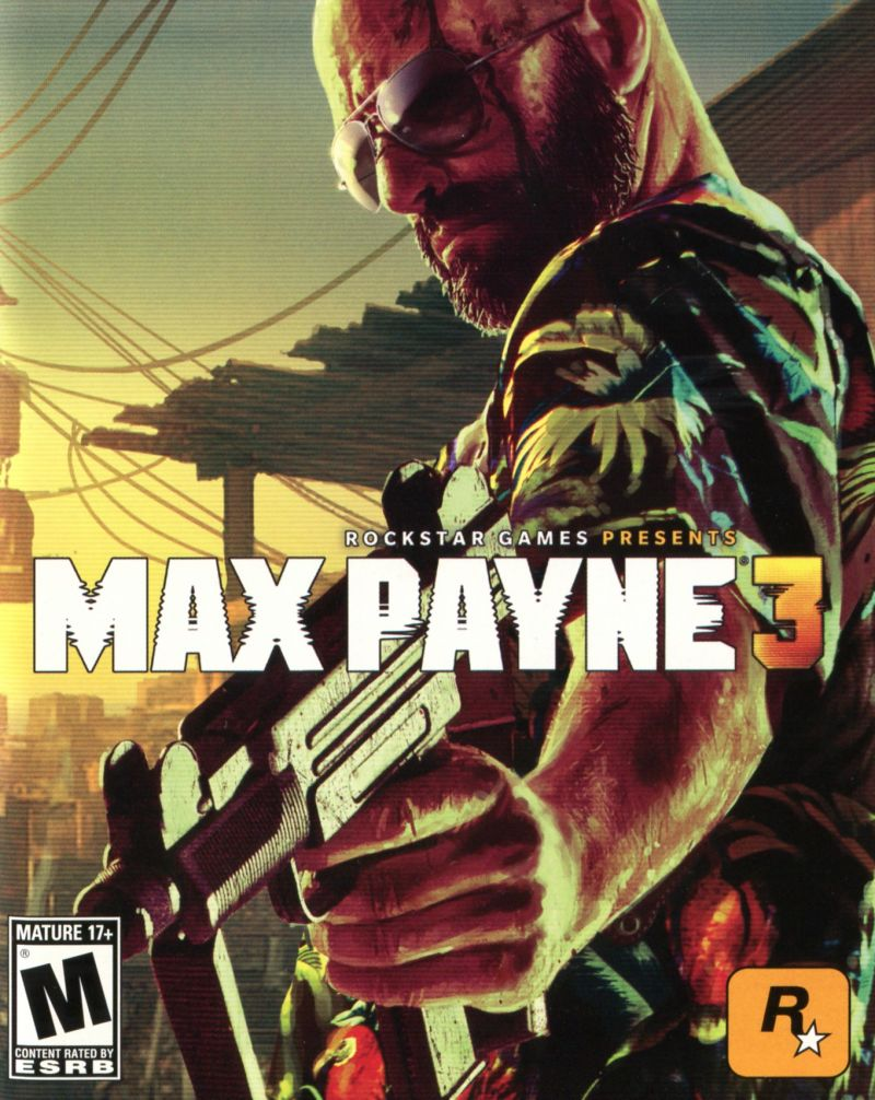 Max Payne 3 2012 Box Cover Art Mobygames