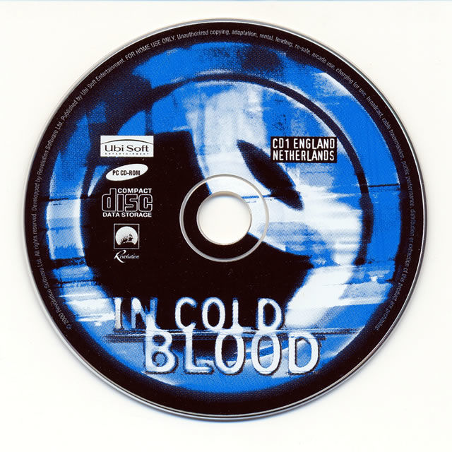 In Cold Blood Windows Media Disc 1/3