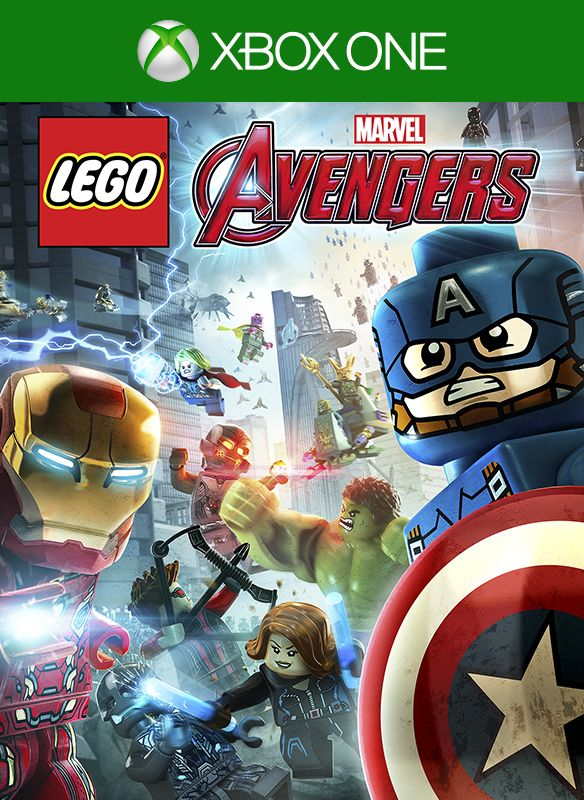 Lego Games For Xbox 1 : Lego marvel avengers for xbox one mobygames