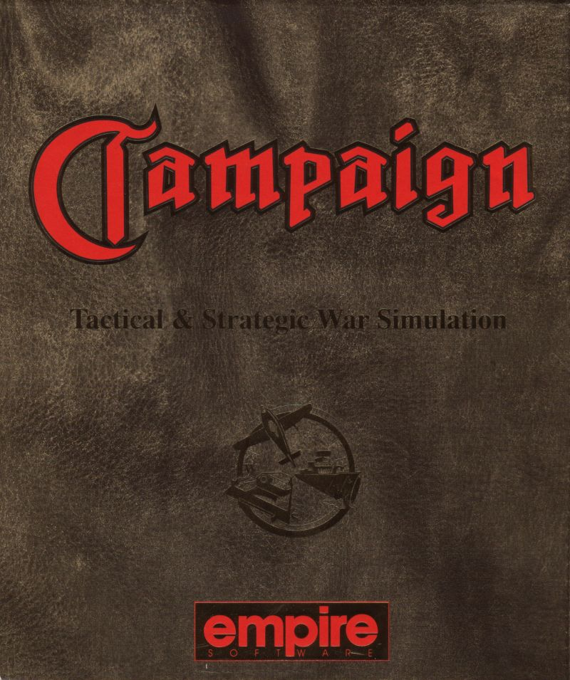 Campaign DOS Front Cover