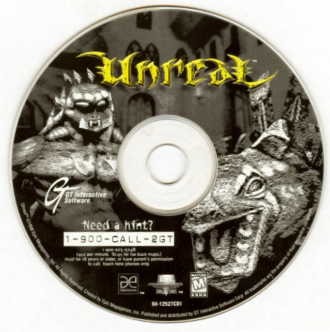 Unreal Windows Media