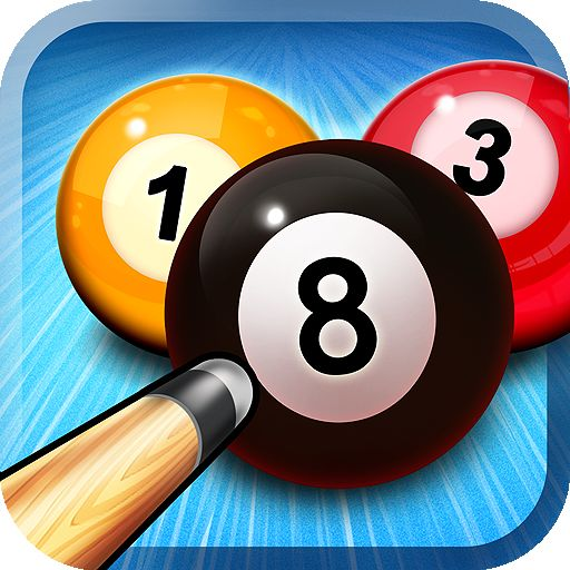 8 Ball Pool Android Front Cover