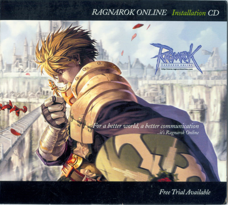 Ragnarök Online Windows Front Cover