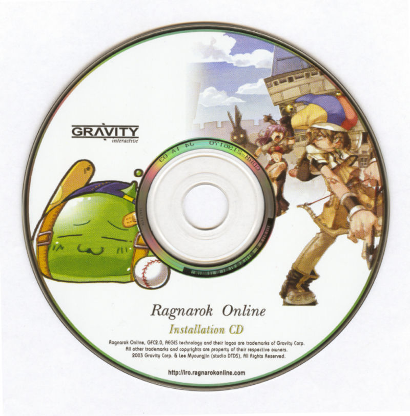 Ragnarök Online Windows Media