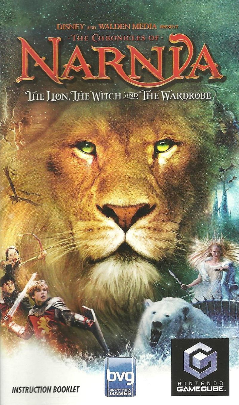 the chronicles of narnia: the lion, the witch and the wardrobe (2005