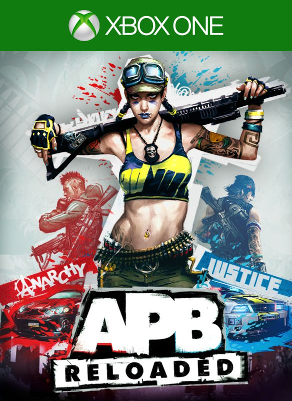 New Just Released Xbox 1 Game : Apb reloaded for xbox one mobygames