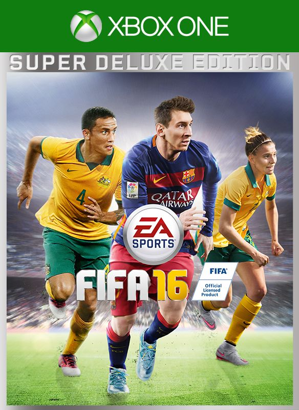 Cheapest price to buy fifa 16 deluxe edition on the playstation 4.