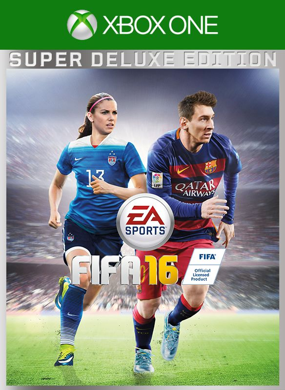 Fifa 16 deluxe edition for xbox 360 | in arnold, nottinghamshire.