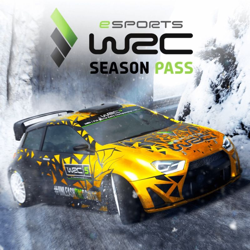 wrc 5 fia world rally championship season pass for playstation 4 2016 mobygames. Black Bedroom Furniture Sets. Home Design Ideas