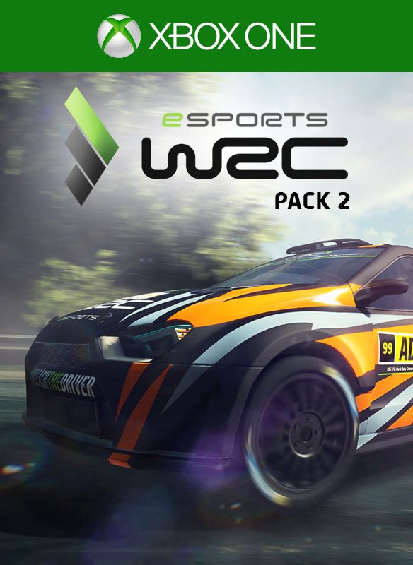 wrc 5 esports wrc pack 2 for xbox one 2016 mobygames. Black Bedroom Furniture Sets. Home Design Ideas