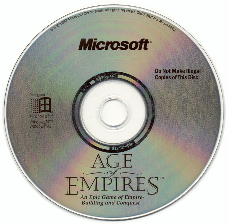 Age of Empires Windows Media