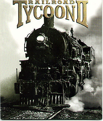 Railroad Tycoon II Linux Front Cover
