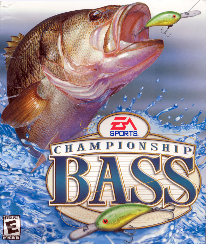 Championship Bass Windows Front Cover